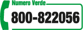 numero verde 800-822056